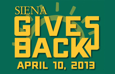 Preview - Siena Gives Back